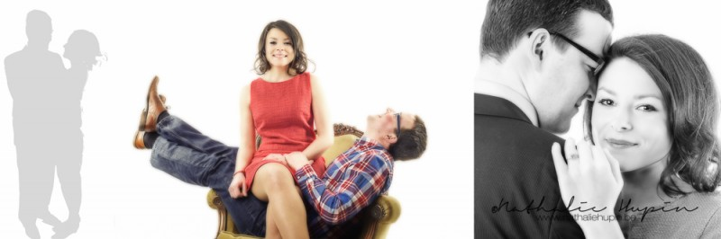 photos de fiançailles - engaged photo session
